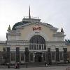 Железнодорожные вокзалы в Лопатинском